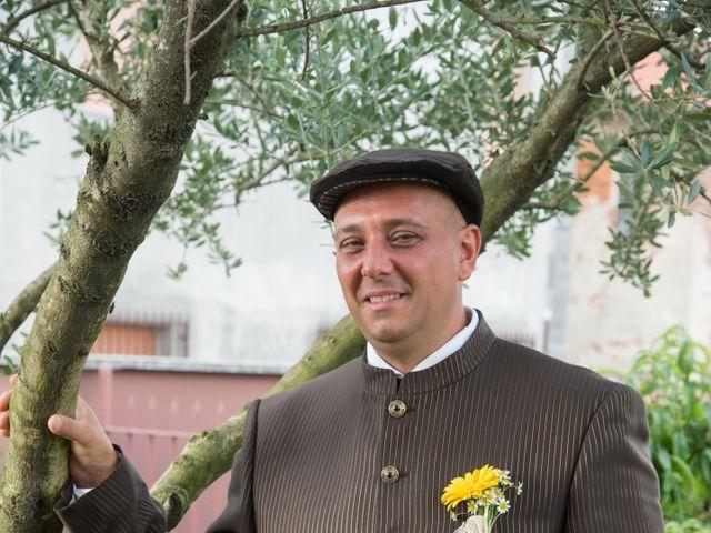 Il matrimonio di Andrea e Leila a Oleggio, Novara 3