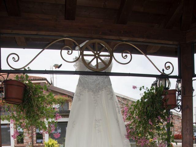Il matrimonio di Andrea e Leila a Oleggio, Novara 5