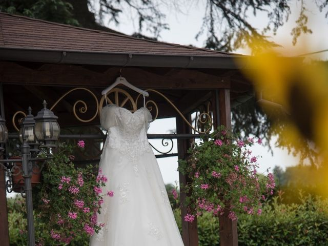 Il matrimonio di Andrea e Leila a Oleggio, Novara 6