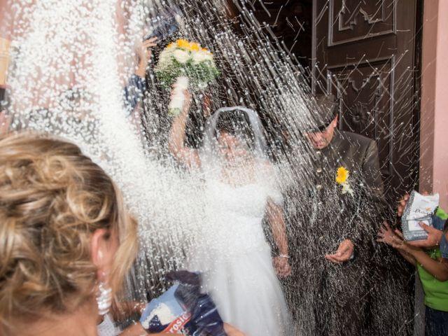 Il matrimonio di Andrea e Leila a Oleggio, Novara 2