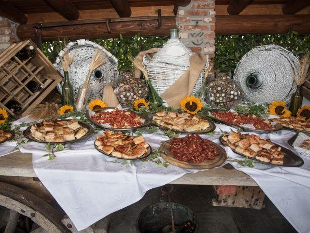 Il matrimonio di Andrea e Leila a Oleggio, Novara 8
