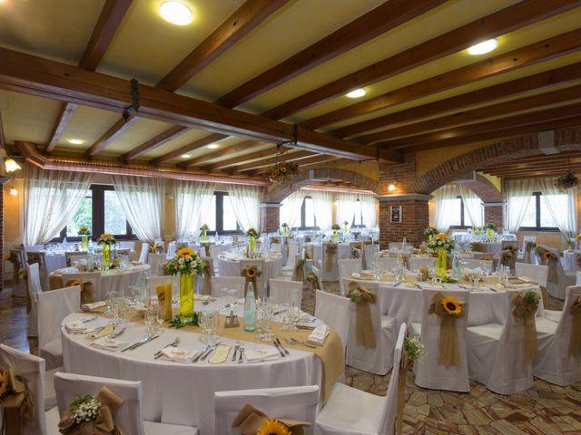 Il matrimonio di Andrea e Leila a Oleggio, Novara 9