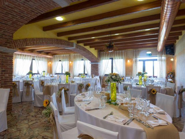 Il matrimonio di Andrea e Leila a Oleggio, Novara 10