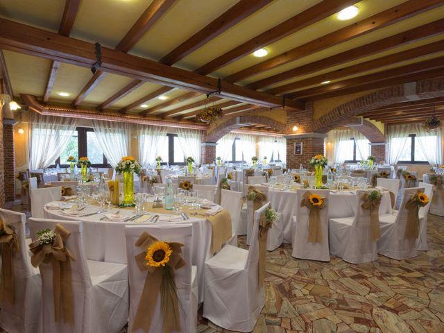 Il matrimonio di Andrea e Leila a Oleggio, Novara 11