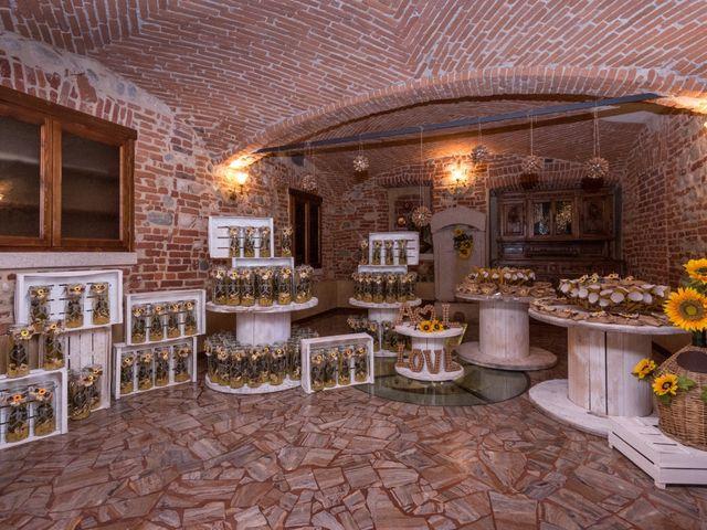 Il matrimonio di Andrea e Leila a Oleggio, Novara 12