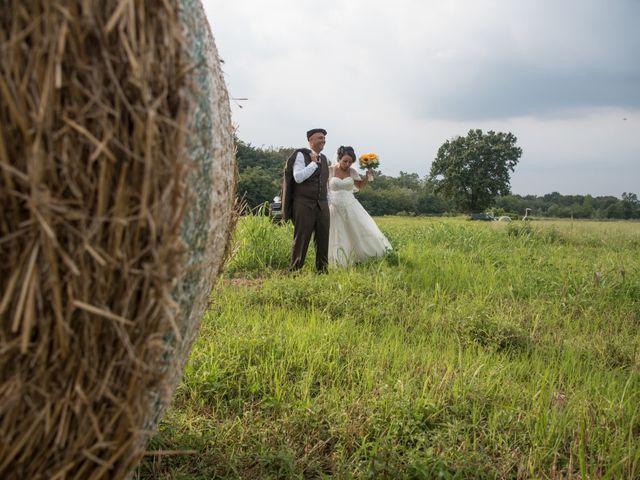 Il matrimonio di Andrea e Leila a Oleggio, Novara 14