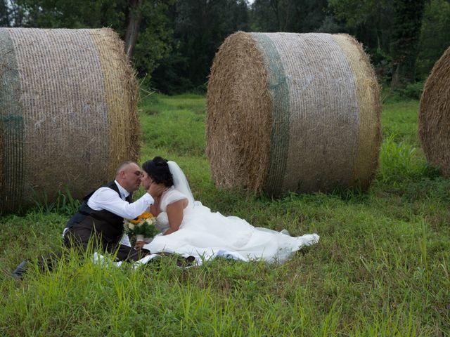 Il matrimonio di Andrea e Leila a Oleggio, Novara 19