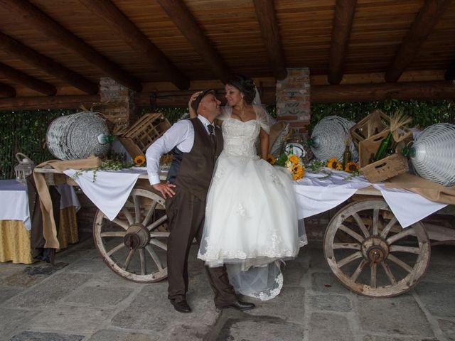 Il matrimonio di Andrea e Leila a Oleggio, Novara 21