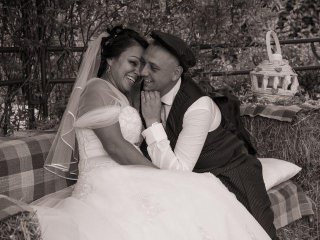 Il matrimonio di Andrea e Leila a Oleggio, Novara 22