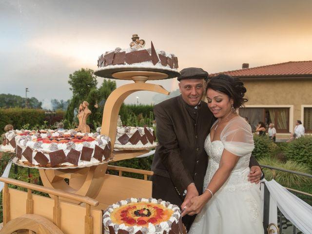 Il matrimonio di Andrea e Leila a Oleggio, Novara 23