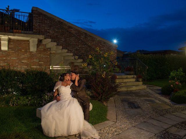 Il matrimonio di Andrea e Leila a Oleggio, Novara 26