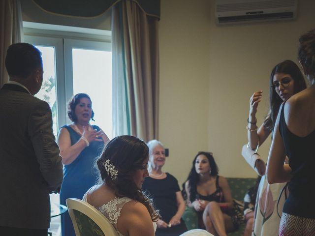 Il matrimonio di Vincenzo e Serafina a Rossano, Cosenza 50