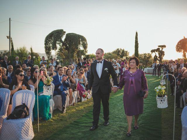 Il matrimonio di Vincenzo e Serafina a Rossano, Cosenza 59