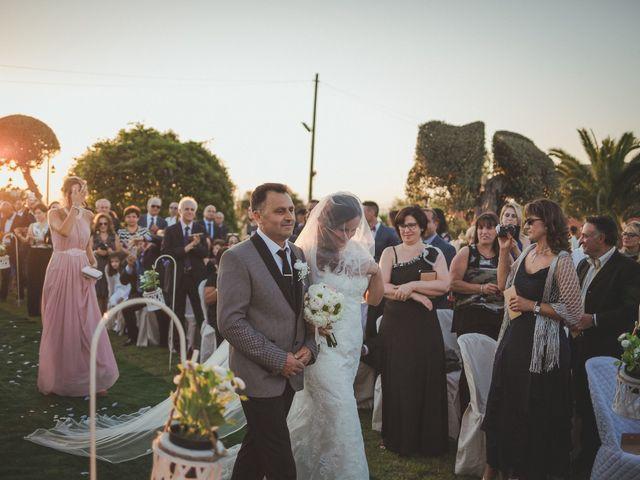 Il matrimonio di Vincenzo e Serafina a Rossano, Cosenza 64