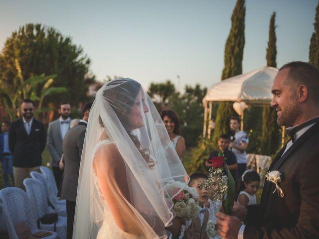 Il matrimonio di Vincenzo e Serafina a Rossano, Cosenza 65