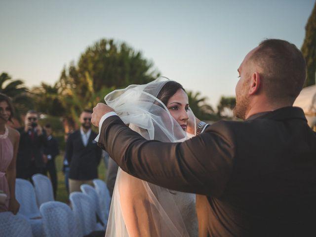 le nozze di Serafina e Vincenzo