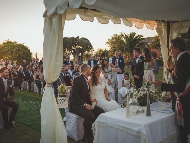 Il matrimonio di Vincenzo e Serafina a Rossano, Cosenza 69