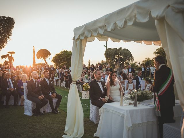 Il matrimonio di Vincenzo e Serafina a Rossano, Cosenza 72
