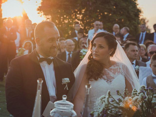 Il matrimonio di Vincenzo e Serafina a Rossano, Cosenza 76