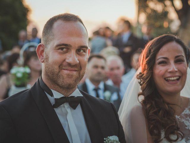 Il matrimonio di Vincenzo e Serafina a Rossano, Cosenza 81