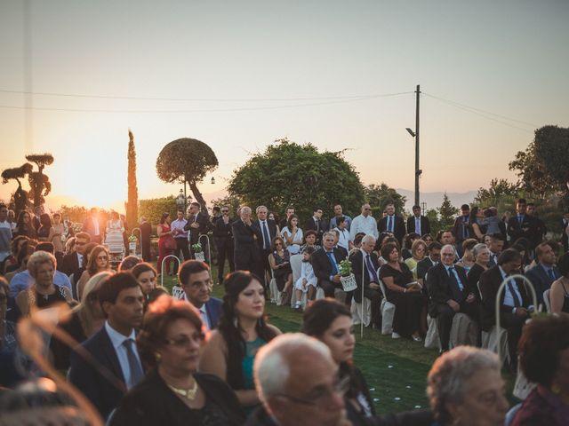 Il matrimonio di Vincenzo e Serafina a Rossano, Cosenza 82
