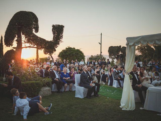 Il matrimonio di Vincenzo e Serafina a Rossano, Cosenza 84