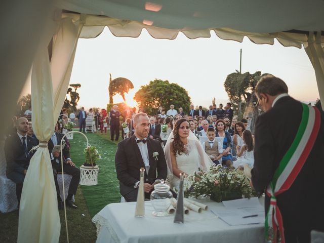Il matrimonio di Vincenzo e Serafina a Rossano, Cosenza 87