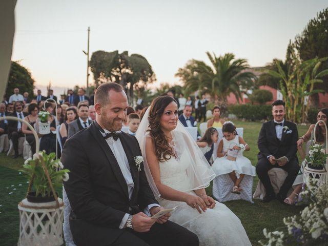 Il matrimonio di Vincenzo e Serafina a Rossano, Cosenza 90