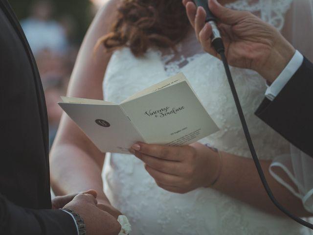 Il matrimonio di Vincenzo e Serafina a Rossano, Cosenza 91