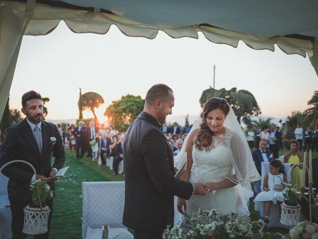 Il matrimonio di Vincenzo e Serafina a Rossano, Cosenza 92