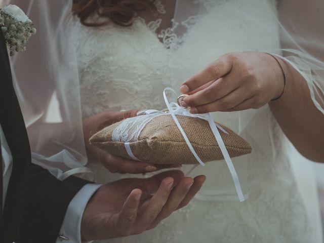 Il matrimonio di Vincenzo e Serafina a Rossano, Cosenza 93