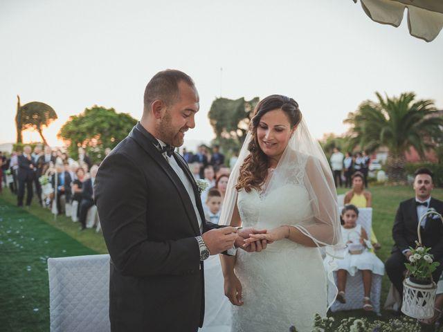 Il matrimonio di Vincenzo e Serafina a Rossano, Cosenza 95