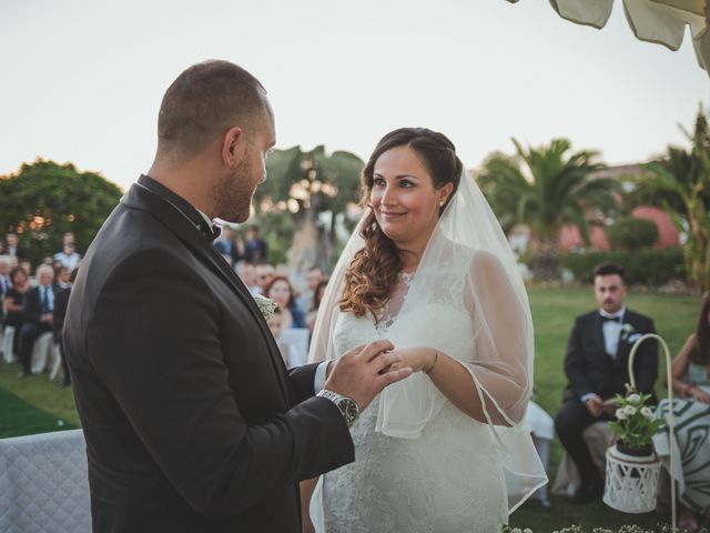 Il matrimonio di Vincenzo e Serafina a Rossano, Cosenza 96