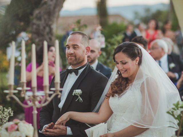 Il matrimonio di Vincenzo e Serafina a Rossano, Cosenza 99
