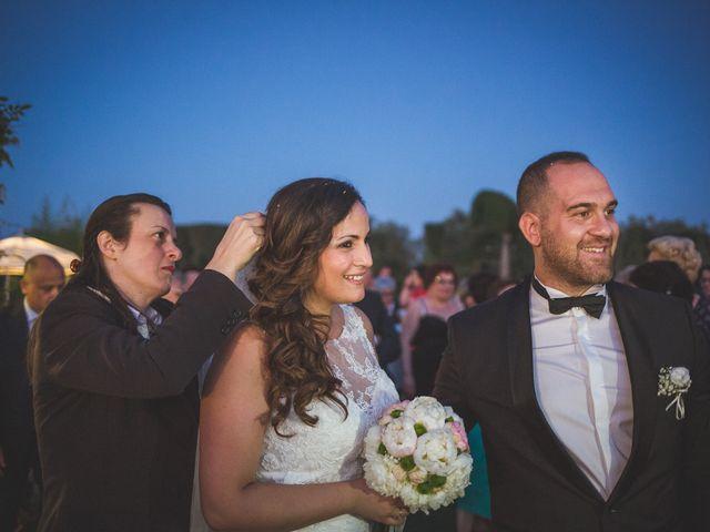 Il matrimonio di Vincenzo e Serafina a Rossano, Cosenza 108