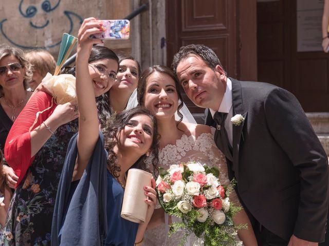 Il matrimonio di Giuseppe e Maria Cristina a Palermo, Palermo 4