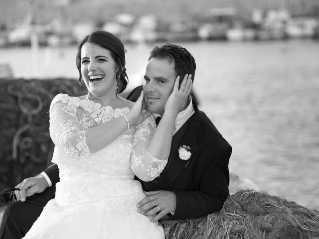 Il matrimonio di Giuseppe e Maria Cristina a Palermo, Palermo 16