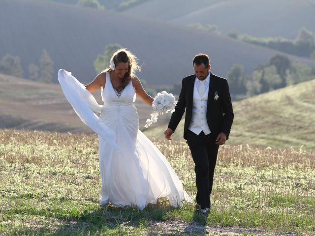 Il matrimonio di Valentino e Claudia a Fauglia, Pisa 3