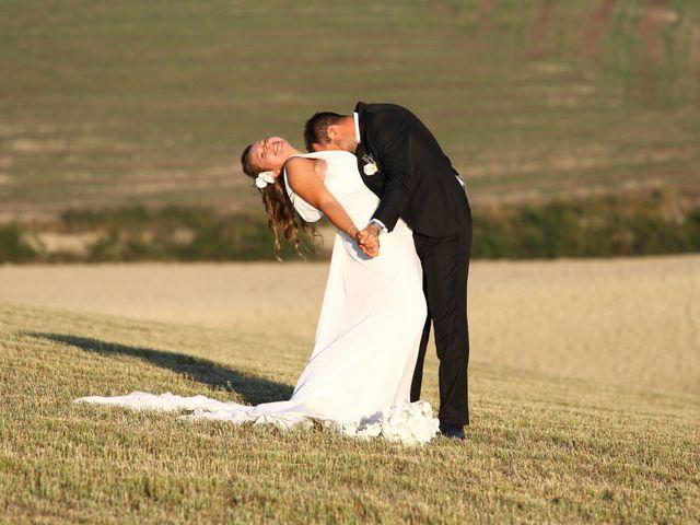 Il matrimonio di Valentino e Claudia a Fauglia, Pisa 2