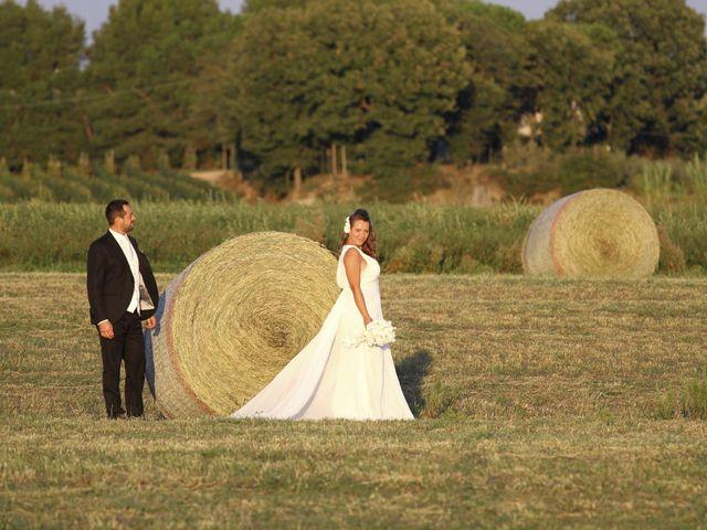 Il matrimonio di Valentino e Claudia a Fauglia, Pisa 6