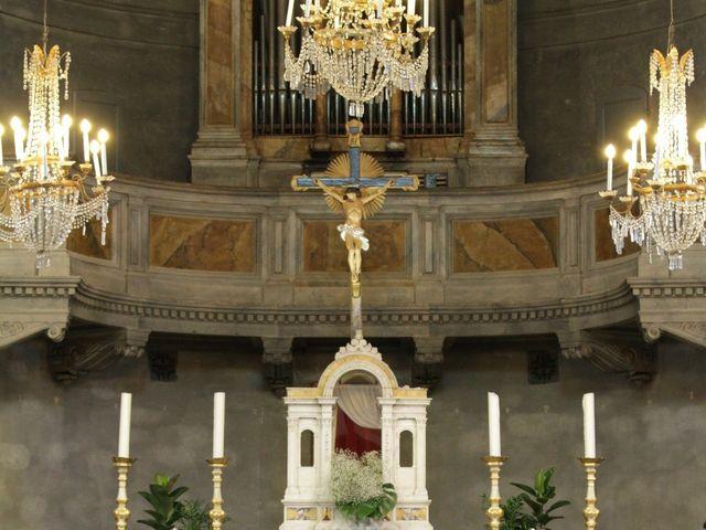 Il matrimonio di Valentino e Claudia a Fauglia, Pisa 16