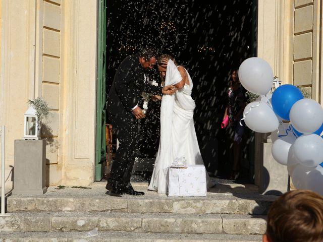 Il matrimonio di Valentino e Claudia a Fauglia, Pisa 19