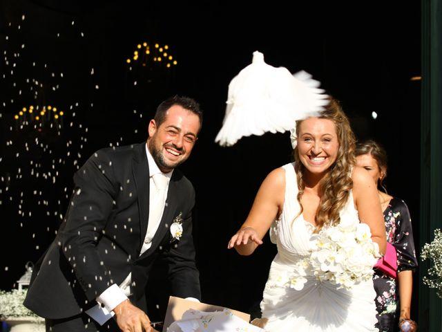 Il matrimonio di Valentino e Claudia a Fauglia, Pisa 20