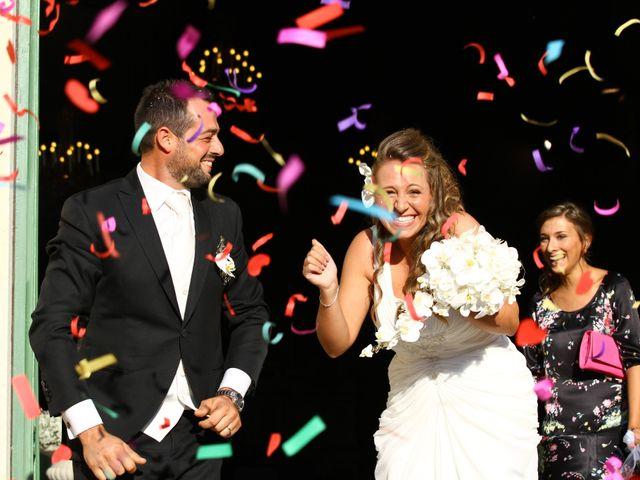 Il matrimonio di Valentino e Claudia a Fauglia, Pisa 21