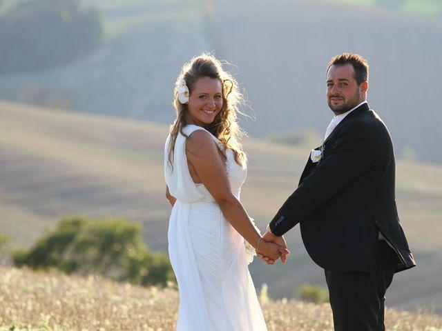 Il matrimonio di Valentino e Claudia a Fauglia, Pisa 23