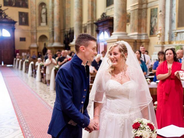 Le nozze di Veronica e Nicola