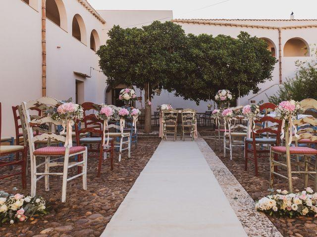 Il matrimonio di Alberto e Elena a Castelvetrano, Trapani 17