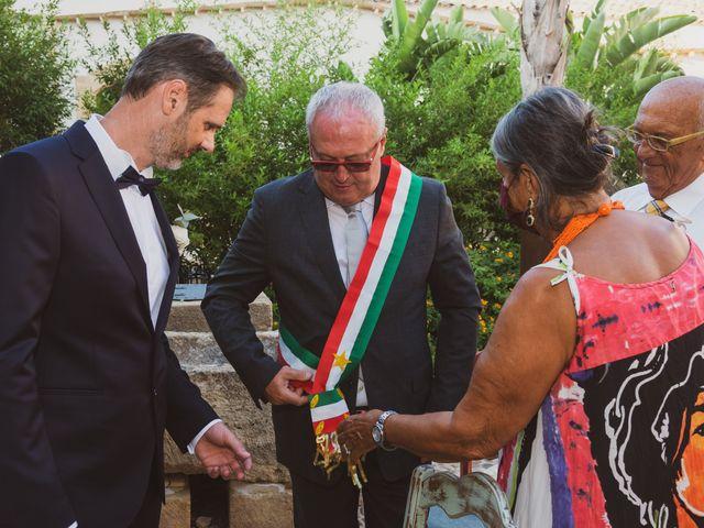 Il matrimonio di Alberto e Elena a Castelvetrano, Trapani 20