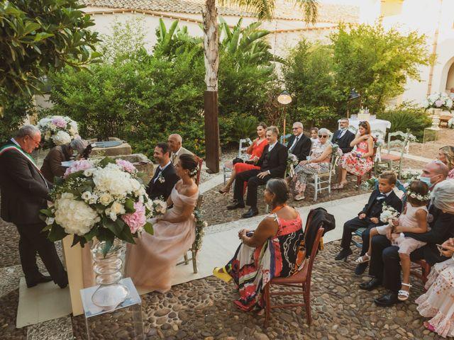 Il matrimonio di Alberto e Elena a Castelvetrano, Trapani 24