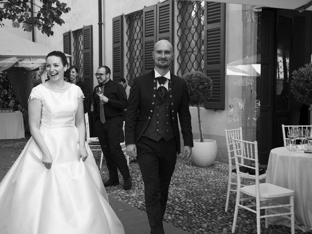 Il matrimonio di Riccardo e Anna a Magherno, Pavia 4